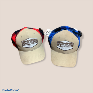 Primary Photo - BRAND: CABELAS STYLE: HAT COLOR: RED SKU: 256-25673-10176