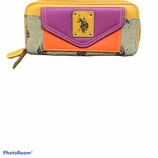 Primary Photo - BRAND: RALPH LAUREN STYLE: WALLET COLOR: MULTI SIZE: MEDIUM SKU: 256-25673-5116