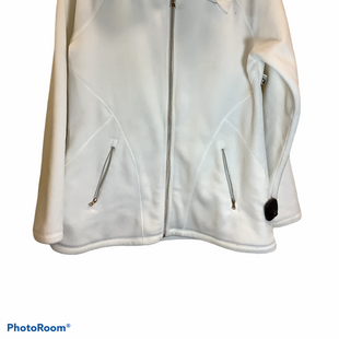 Primary Photo - BRAND: CALVIN KLEIN PERFORMANCE STYLE: JACKET OUTDOOR COLOR: WHITE SIZE: M SKU: 256-25661-14758