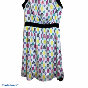 Primary Photo - BRAND: DANIEL RAINN STYLE: DRESS SHORT SLEEVELESS COLOR: MULTI SIZE: XS SKU: 256-25657-27453