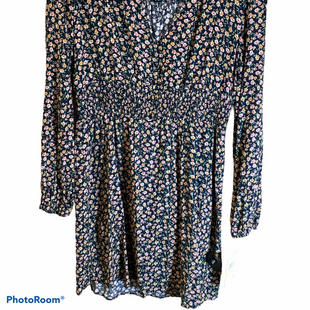 Primary Photo - BRAND:    CLOTHES MENTOR STYLE: DRESS SHORT LONG SLEEVE COLOR: FLOWERED SIZE: M OTHER INFO: MASON BELLE - SKU: 256-25673-8573