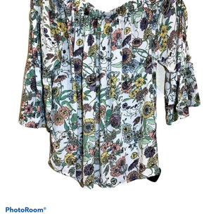 Primary Photo - BRAND: MAURICES STYLE: TOP LONG SLEEVE COLOR: FLORAL SIZE: XS SKU: 256-25681-493