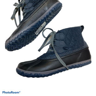 Primary Photo - BRAND: JAMBU STYLE: BOOTS RAIN COLOR: NAVY SIZE: 8 SKU: 256-25678-7555