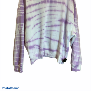 Primary Photo - BRAND: PINK STYLE: TOP LONG SLEEVE COLOR: PURPLE SIZE: XL SKU: 256-25611-40341