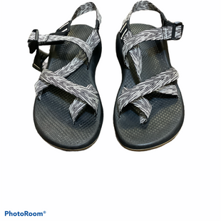 Primary Photo - BRAND: CHACOS STYLE: SANDALS FLAT COLOR: BLACK SIZE: 7 SKU: 256-25612-66692