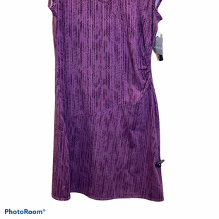 Primary Photo - BRAND: ATHLETA STYLE: DRESS SHORT SHORT SLEEVE COLOR: PURPLE SIZE: XL OTHER INFO: NEW! SKU: 256-25661-13455
