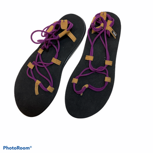 Primary Photo - BRAND: TEVA STYLE: SANDALS FLAT COLOR: BLACK SIZE: 9 SKU: 256-25614-4932