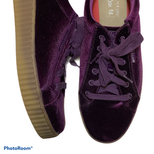 Primary Photo - BRAND: SKECHERS STYLE: SHOES FLATS COLOR: PURPLE SIZE: 9.5 SKU: 256-25684-165