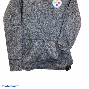Primary Photo - BRAND: NFL STYLE: JACKET OUTDOOR COLOR: GREY SIZE: L SKU: 256-25612-65670