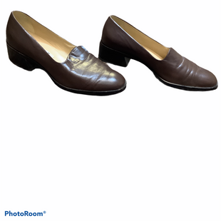 Primary Photo - BRAND: NINE WEST STYLE: SHOES LOW HEEL COLOR: BROWN SIZE: 7 SKU: 256-25647-10817