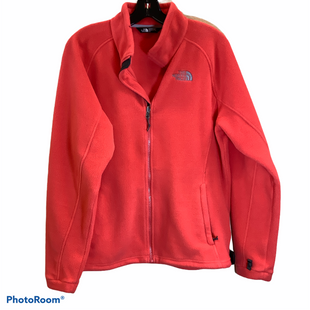Primary Photo - BRAND: NORTHFACE STYLE: JACKET OUTDOOR COLOR: CORAL SIZE: LARGE SKU: 256-25661-16357