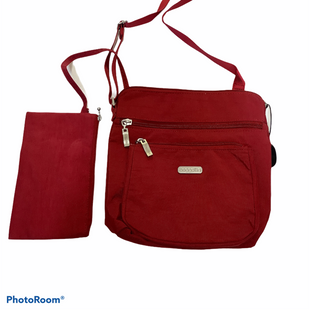 Primary Photo - BRAND: BAGGALLINI STYLE: HANDBAG COLOR: RED SIZE: SMALL SKU: 256-25611-39307