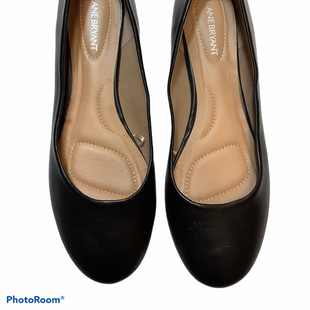 Primary Photo - BRAND: LANE BRYANT STYLE: SHOES FLATS COLOR: BLACK SIZE: 11 SKU: 256-25611-37233