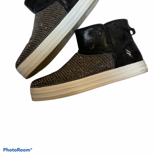 Primary Photo - BRAND: SKECHERS STYLE: BOOTS ANKLE COLOR: BLACK SIZE: 11 SKU: 256-25612-63418
