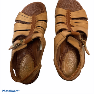 Primary Photo - BRAND: ARIAT STYLE: SANDALS LOW COLOR: LEATHER SIZE: 6 SKU: 256-25678-4464