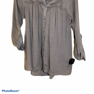 Primary Photo - BRAND: DAY TRIP STYLE: BLOUSE COLOR: BROWN SIZE: S SKU: 256-25673-10901
