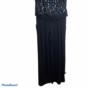 Primary Photo - BRAND:    CLOTHES MENTOR STYLE: DRESS LONG SHORT SLEEVE COLOR: BLACK SIZE: 4 OTHER INFO: JULIA JORDAN - JUMPSUIT SKU: 256-25657-29767