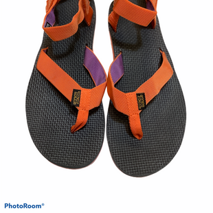 Primary Photo - BRAND: TEVA STYLE: SANDALS FLAT COLOR: MULTI SIZE: 8 SKU: 256-25611-38720