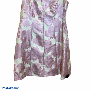 Primary Photo - BRAND: ROZ AND ALI STYLE: DRESS SHORT SLEEVELESS COLOR: FLORAL SIZE: XL SKU: 256-25661-9895