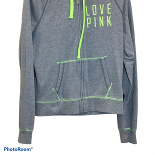 Primary Photo - BRAND: PINK STYLE: JACKET OUTDOOR COLOR: GREY SIZE: M SKU: 256-25673-10881