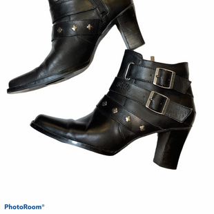 Primary Photo - BRAND: HARLEY DAVIDSON STYLE: BOOTS ANKLE COLOR: BLACK SIZE: 8.5 SKU: 256-25661-14479