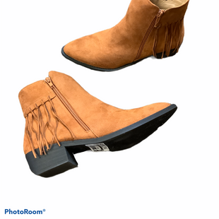 Primary Photo - BRAND: BELLINI STYLE: BOOTS ANKLE COLOR: ORANGE SIZE: 10 SKU: 256-25653-10535