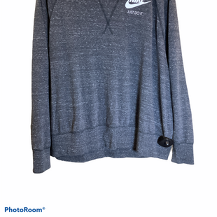 Primary Photo - BRAND: NIKE APPAREL STYLE: ATHLETIC TOP COLOR: GREY SIZE: 1X SKU: 256-25612-67674