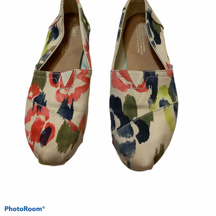 Primary Photo - BRAND: TOMS STYLE: SHOES FLATS COLOR: MULTI SIZE: 7.5 SKU: 256-25647-11095