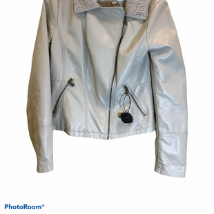 Primary Photo - BRAND: JESSICA SIMPSON STYLE: JACKET OUTDOOR COLOR: CREAM SIZE: M SKU: 256-25686-434