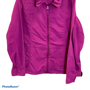 Primary Photo - BRAND: EDDIE BAUER STYLE: JACKET OUTDOOR COLOR: PINK SIZE: XL SKU: 256-25673-9093