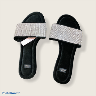 Primary Photo - BRAND: VICTORIAS SECRET STYLE: SHOES FLATS COLOR: SILVER SIZE: 7 OTHER INFO: NEW! SKU: 256-25653-9473