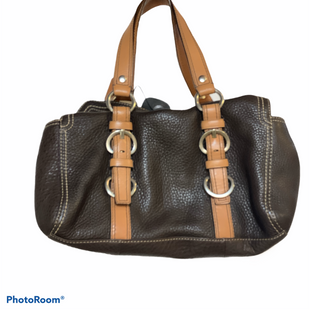 Primary Photo - BRAND: COACH STYLE: HANDBAG DESIGNER COLOR: BROWN SIZE: MEDIUM SKU: 256-25661-16854