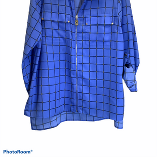 Primary Photo - BRAND: MICHAEL BY MICHAEL KORS STYLE: TOP LONG SLEEVE COLOR: BLUE SIZE: XL SKU: 256-25678-5985