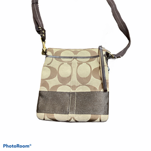 Primary Photo - BRAND: COACH STYLE: HANDBAG DESIGNER COLOR: BROWN SIZE: SMALL OTHER INFO: AS IS SKU: 256-25673-12385