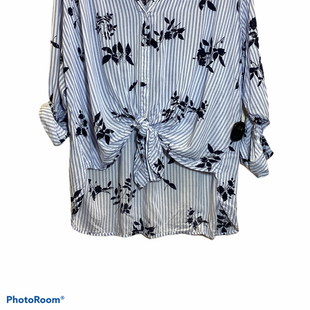 Primary Photo - BRAND: MAURICES STYLE: TOP LONG SLEEVE COLOR: BLUE SIZE: M SKU: 256-25673-4703