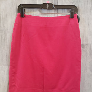 Primary Photo - BRAND: TALBOTS STYLE: SKIRT COLOR: PINK SIZE: 2PETITE SKU: 256-25611-32022