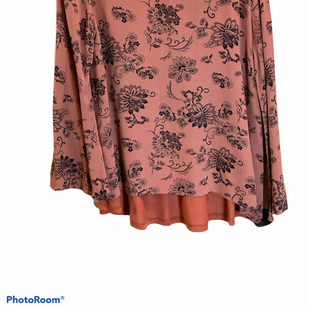 Primary Photo - BRAND: HEM & THREAD STYLE: TOP LONG SLEEVE COLOR: BROWN SIZE: L SKU: 256-25612-63671