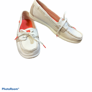 Primary Photo - BRAND: SPERRY STYLE: SHOES FLATS COLOR: CREAM SIZE: 10 SKU: 256-25612-63228