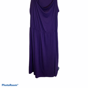 Primary Photo - BRAND: ANA STYLE: DRESS SHORT SLEEVELESS COLOR: PURPLE SIZE: M SKU: 256-25629-43393