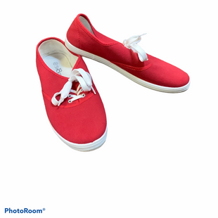 Primary Photo - BRAND:    CLOTHES MENTOR STYLE: SHOES FLATS COLOR: RED SIZE: 11 SKU: 256-25612-60833