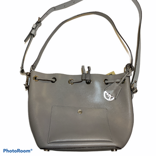 Primary Photo - BRAND: MICHAEL KORS STYLE: HANDBAG DESIGNER COLOR: GREY SIZE: MEDIUM SKU: 256-25612-65761
