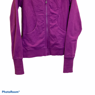 Primary Photo - BRAND: LULULEMON STYLE: ATHLETIC JACKET COLOR: PURPLE SIZE: S SKU: 256-25612-63787