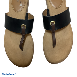 Primary Photo - BRAND: BASS STYLE: FLIP FLOPS COLOR: BROWN SIZE: 7.5 SKU: 256-25673-11913