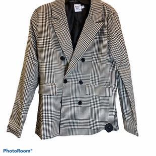 Primary Photo - BRAND:    CLOTHES MENTOR STYLE: BLAZER JACKET COLOR: CHECKED SIZE: M OTHER INFO: PRINCESS POLLY - SKU: 256-25661-17126