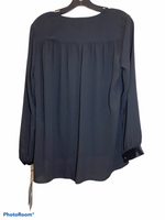 Photo #1 - BRAND: ROCK AND REPUBLIC <BR>STYLE: TOP LONG SLEEVE <BR>COLOR: BLACK <BR>SIZE: M <BR>SKU: 256-25612-57063