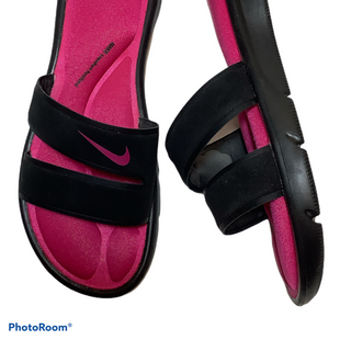 Primary Photo - BRAND: NIKE STYLE: SANDALS FLAT COLOR: PINK SIZE: 7 SKU: 256-25612-66405