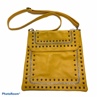 Primary Photo - BRAND:    CLOTHES MENTOR STYLE: HANDBAG COLOR: YELLOW SIZE: MEDIUM SKU: 256-25612-65149
