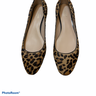 Primary Photo - BRAND: KATE SPADE STYLE: SHOES DESIGNER COLOR: ANIMAL PRINT SIZE: 9 SKU: 256-25686-576