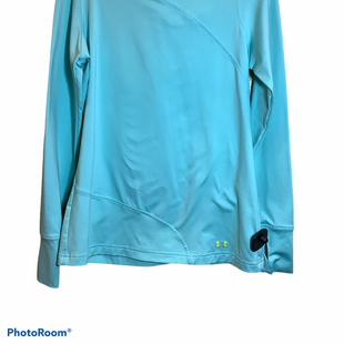 Primary Photo - BRAND: UNDER ARMOUR STYLE: ATHLETIC TOP COLOR: GREEN SIZE: L SKU: 256-25612-59849