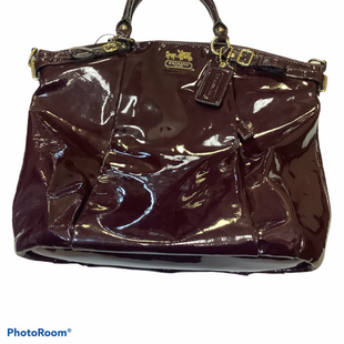 Primary Photo - BRAND: COACH STYLE: HANDBAG DESIGNER COLOR: PURPLE SIZE: LARGE SKU: 256-25612-67657